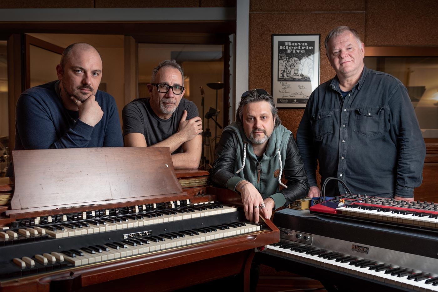The HamMonk Sphere Trio (2)